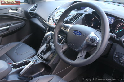 Ford kuga 2013 nose weight