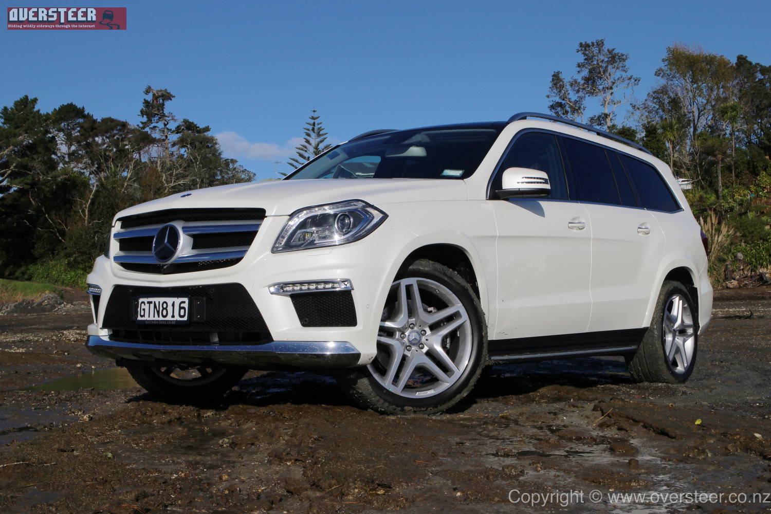 road test mercedes benz gl500 oversteer
