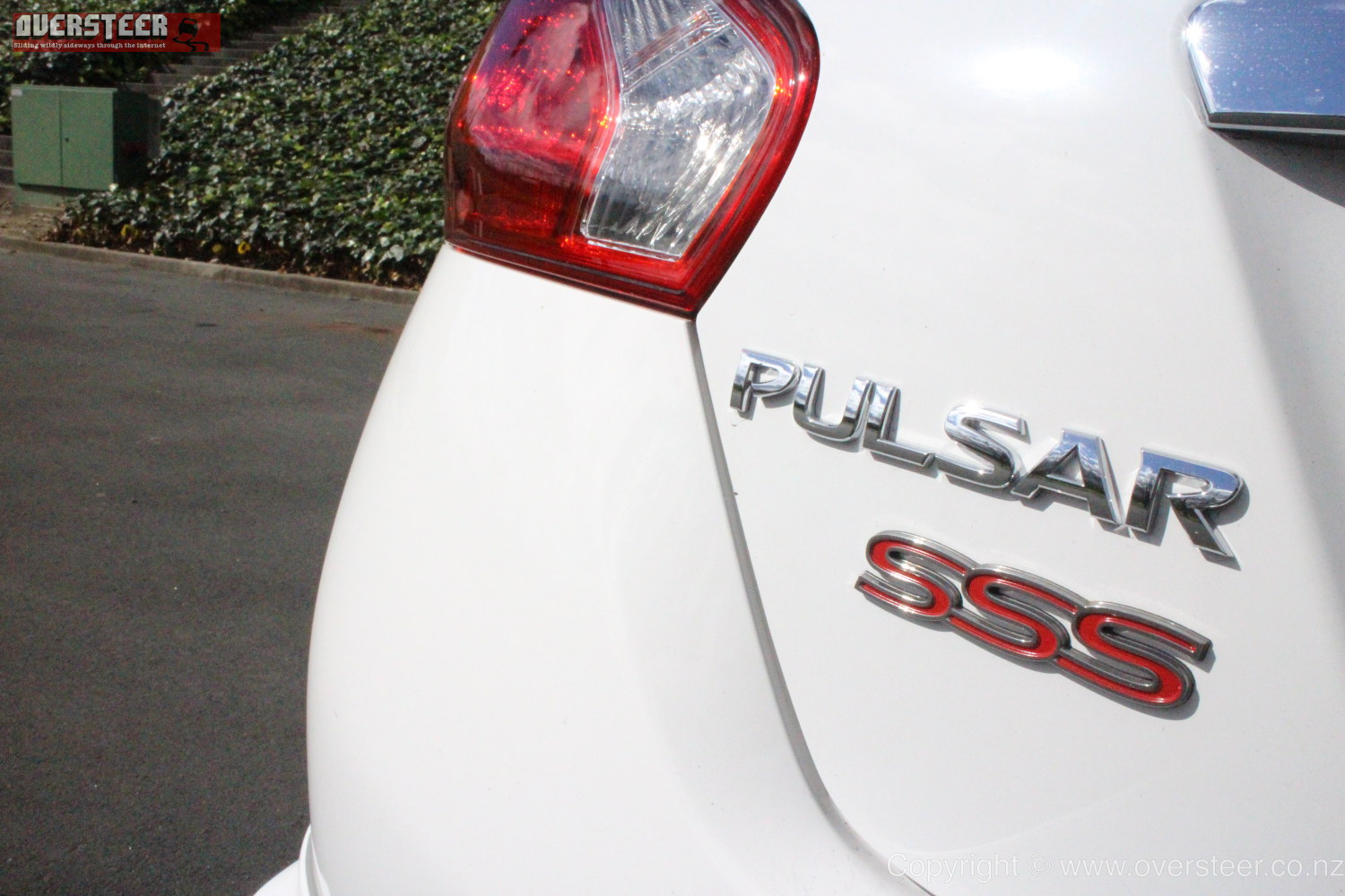 ROAD TEST: Nissan Pulsar SSS