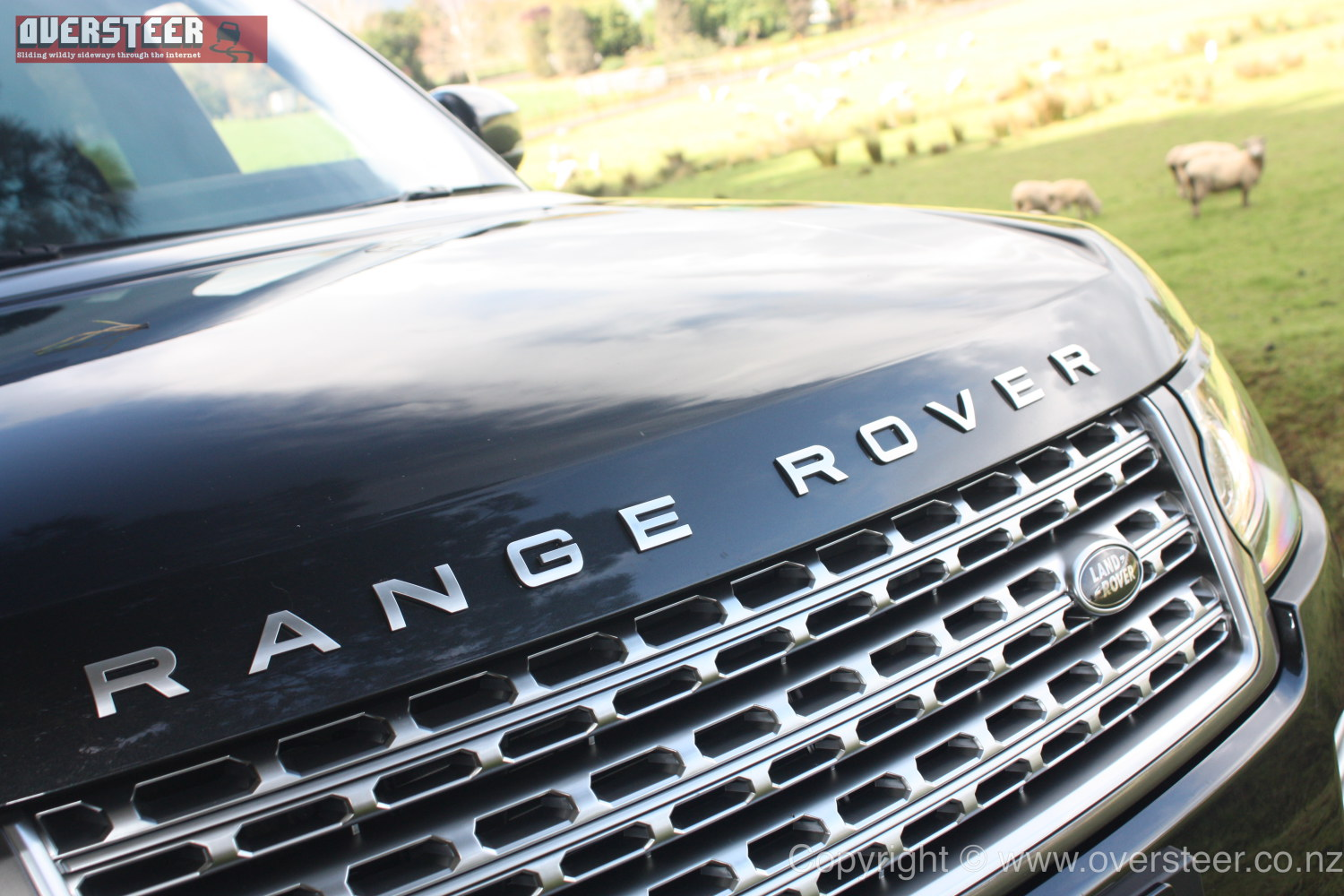 ROAD TEST: Range Rover Vogue S/C V8