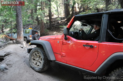 Jeep Experience Rubicon 2013
