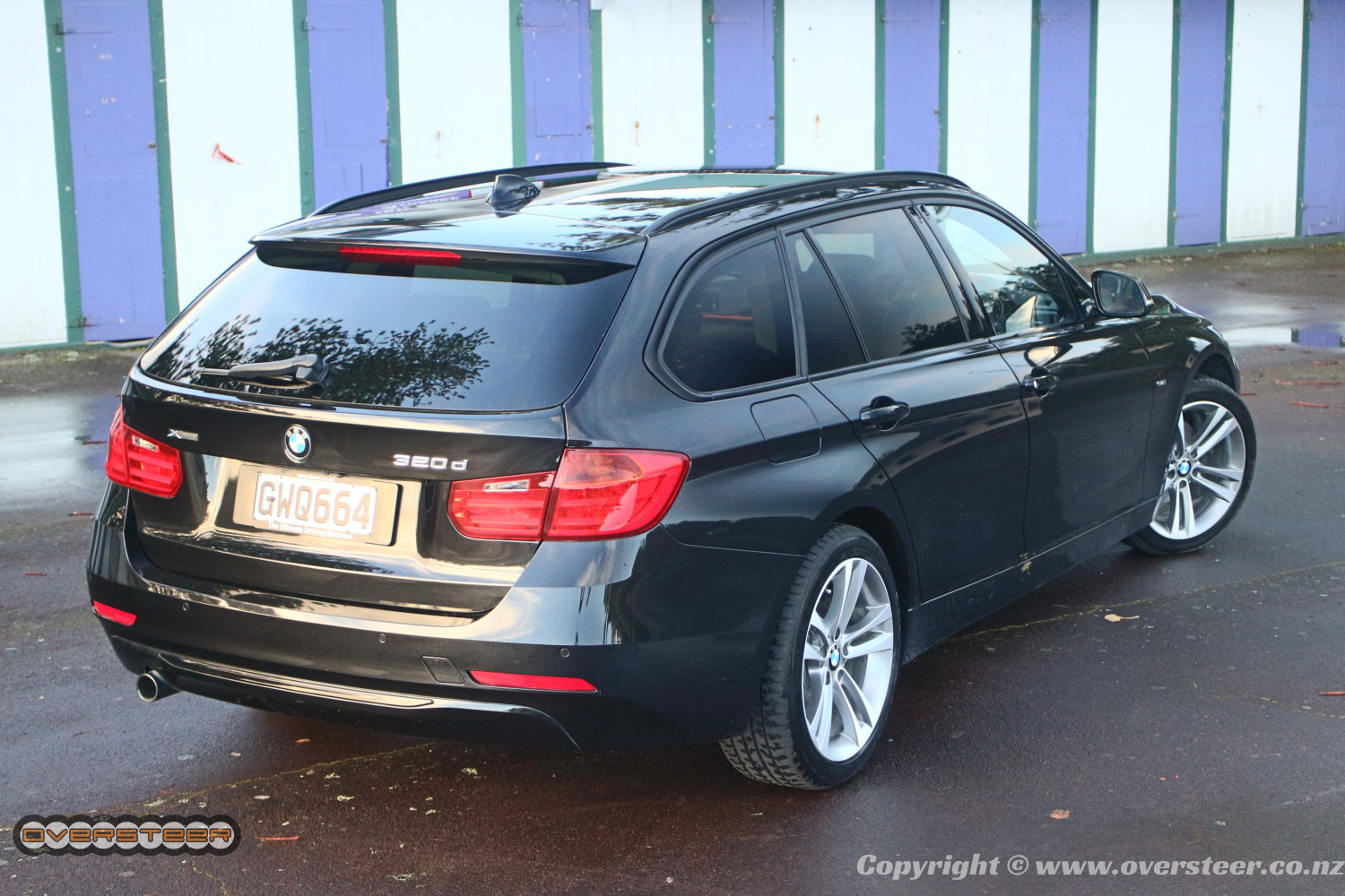 quick drive bmw 320d touring xdrive oversteer. Black Bedroom Furniture Sets. Home Design Ideas