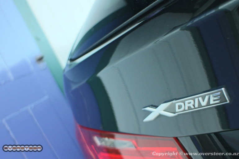 QUICK DRIVE: BMW 320d Touring xDrive