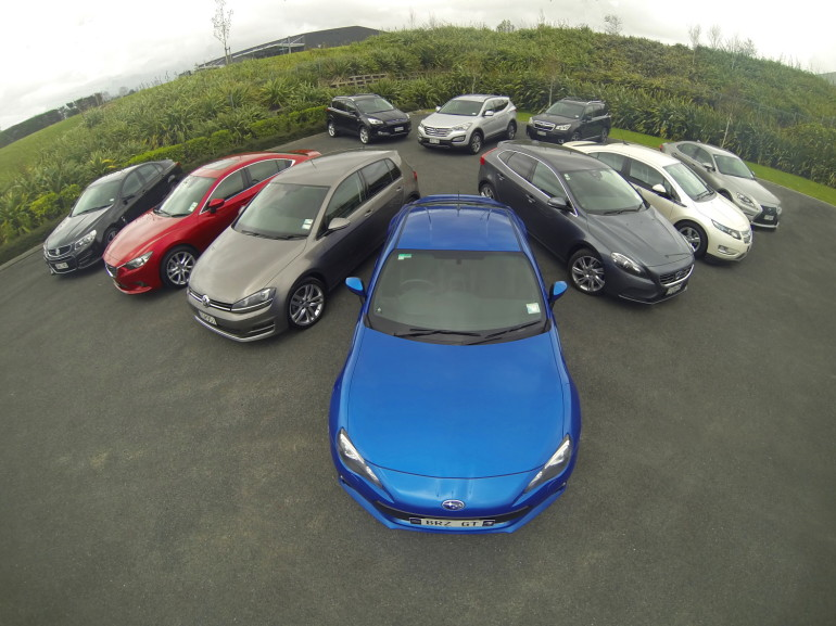 NZ Car of the Year finalists announced