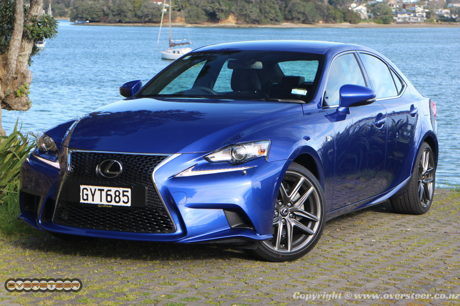 QUICK DRIVE: Lexus IS250 F Sport