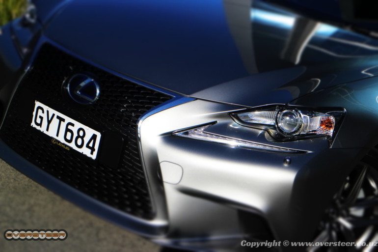 ROAD TEST: Lexus IS300h F Sport