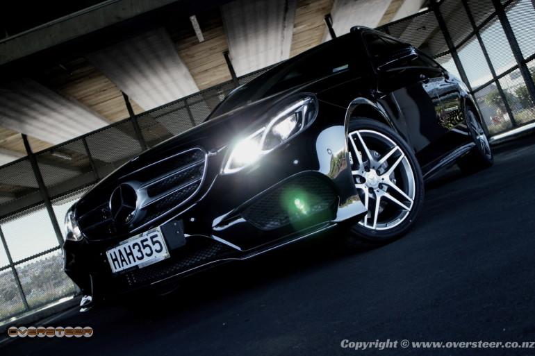 ROAD TEST: Mercedes-Benz E400 Estate