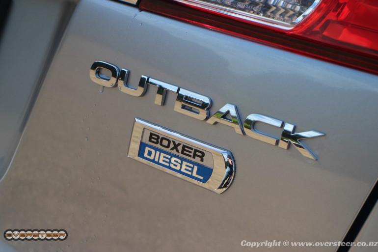 ROAD TEST: Subaru Outback diesel