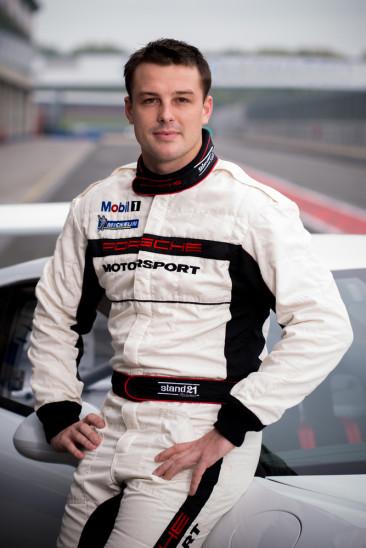Bamber lands Porsche factory Supercup scholarship