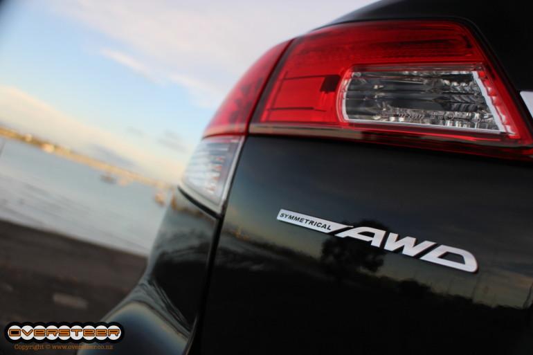 ROAD TEST: Subaru Legacy GT Spec.B Premium wagon