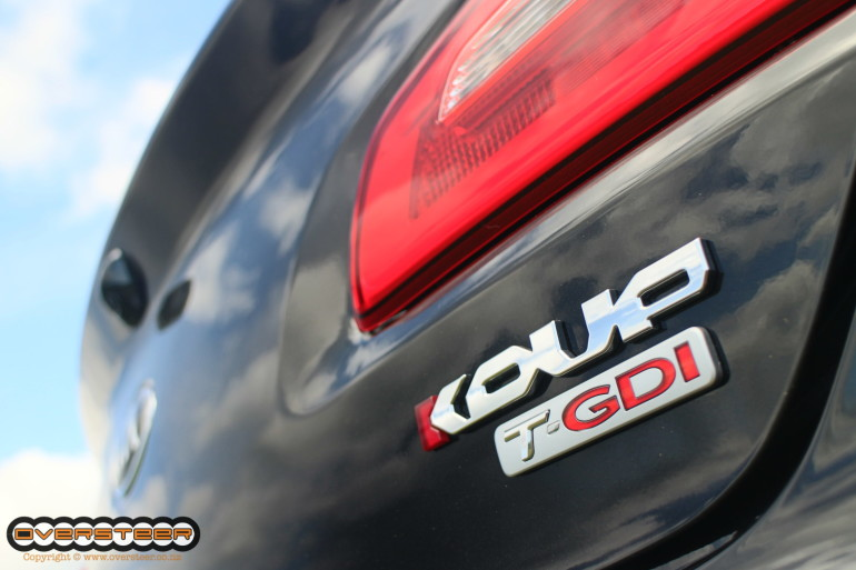 FIRST DRIVE: Kia Cerato Koup