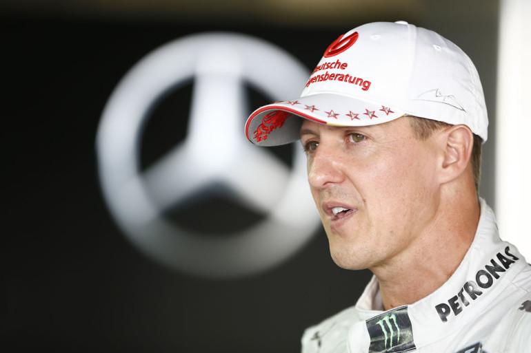Schumacher in critical condition after accident