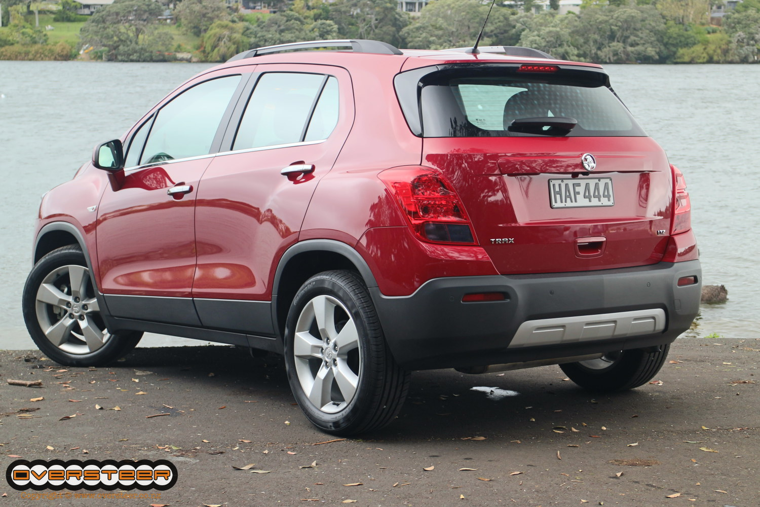 Holden Trax (04)