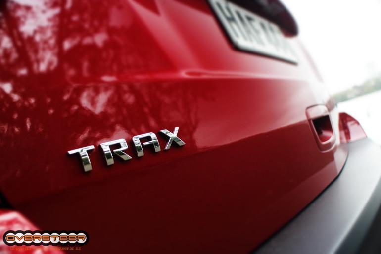ROAD TEST: Holden Trax LTZ