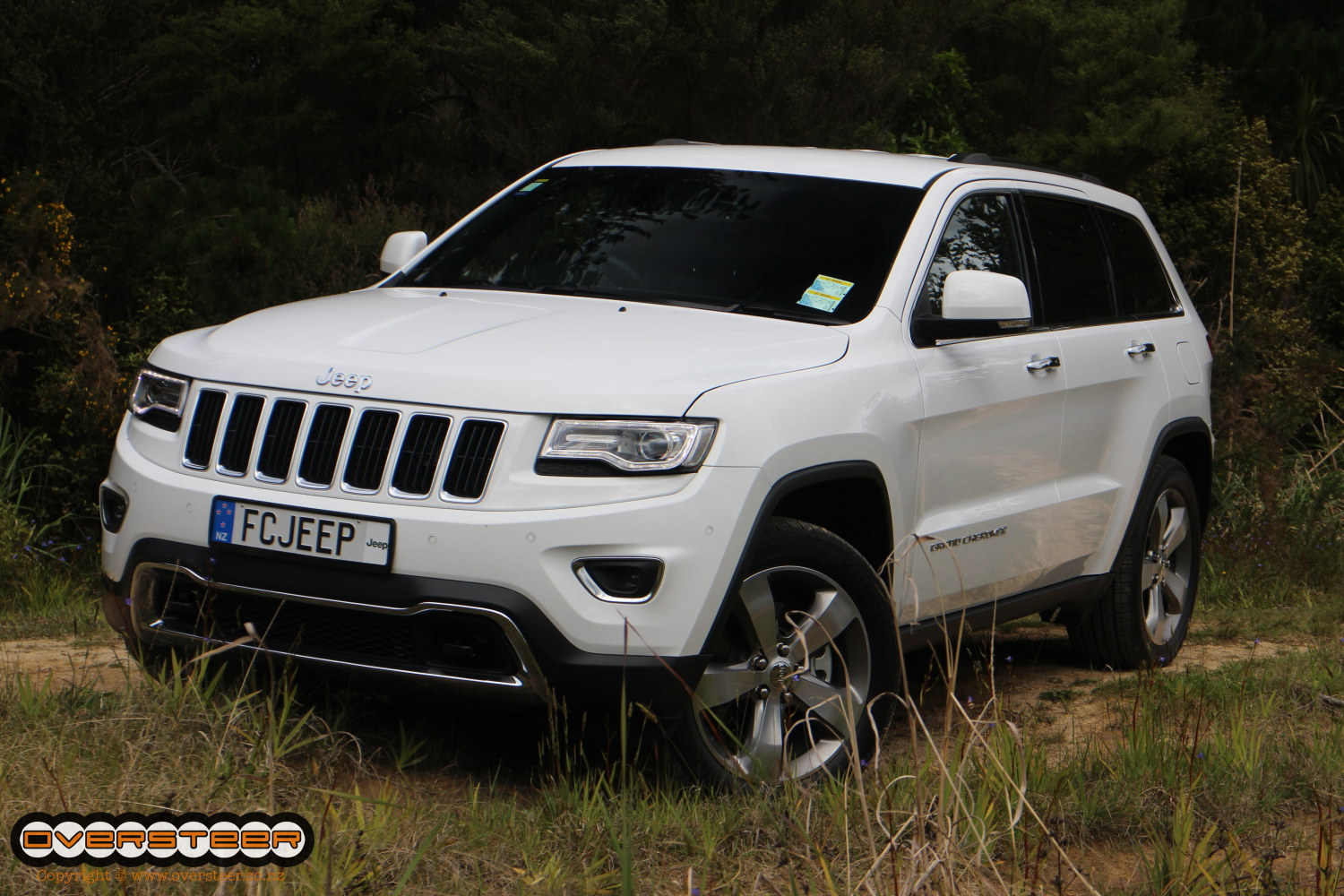 Jeep Grand Cherokee Test