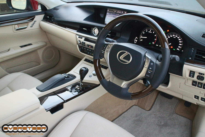Lexus ES350 (03)