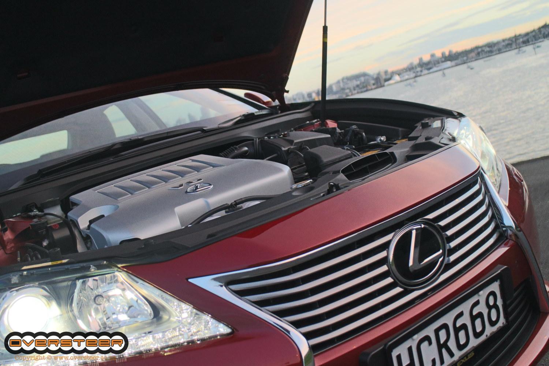 Lexus ES350 (04)