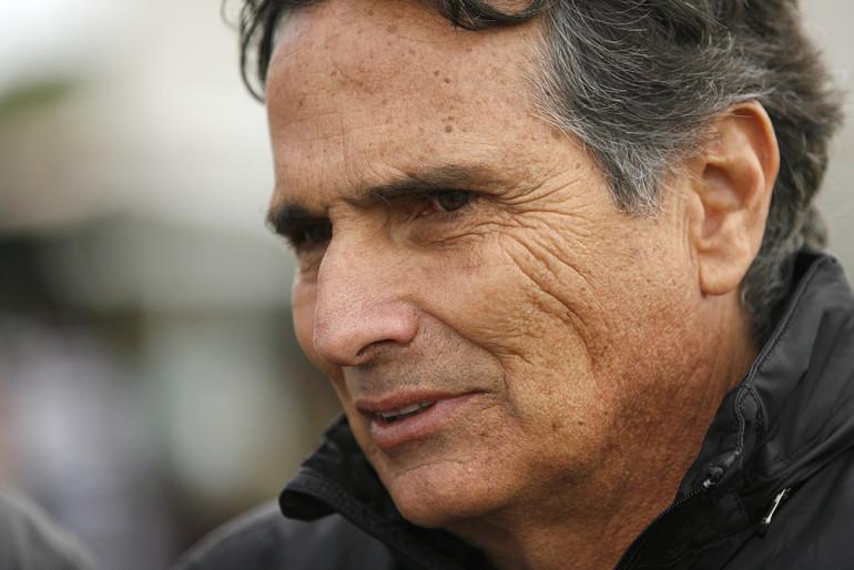 Nelson Piquet. Brazil. IMAGE/terry marshall