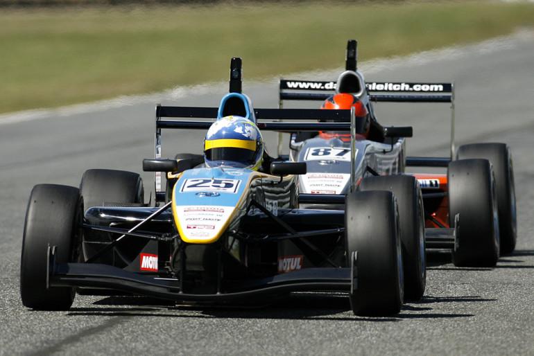 Matteo Ferrer. Switzerland. Giles Motorsport. IMAGE/terry marshall