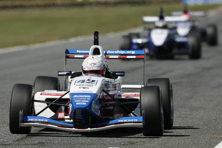 Neil Alberico. USA. Victory Motor Racing. IMAGE/terry marshall