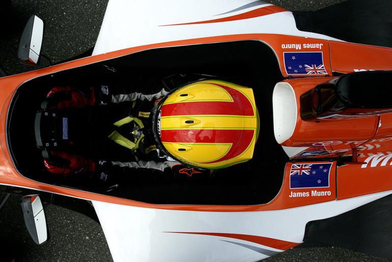 James Munro. New Zealand. Neale Motorsport. IMAGE/terry marshall