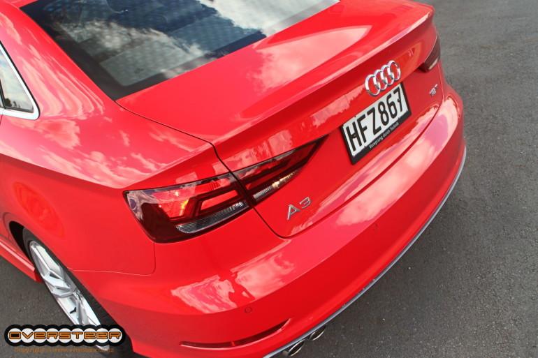 FIRST DRIVE: Audi A3 Sedan
