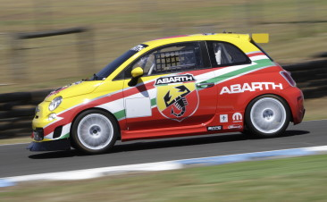 Bosch has Abarth's back