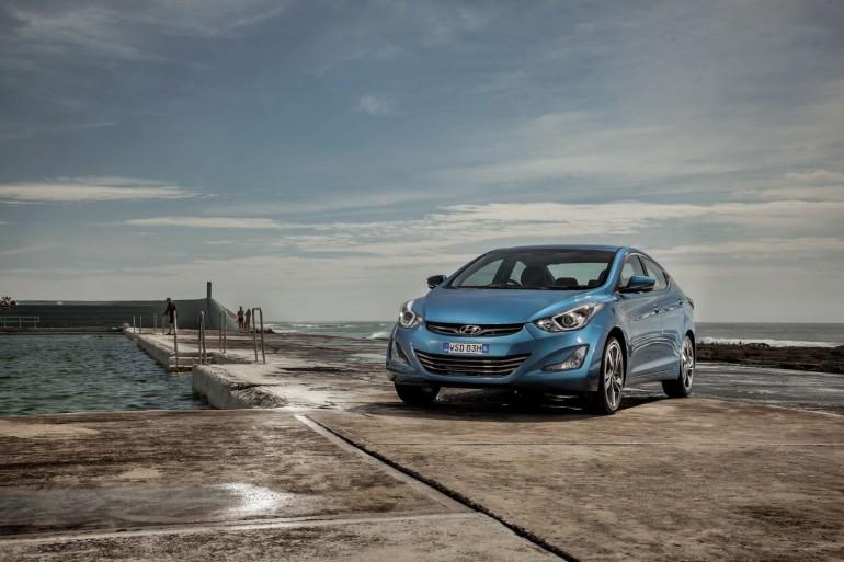 FIRST DRIVE: Hyundai Elantra Series II