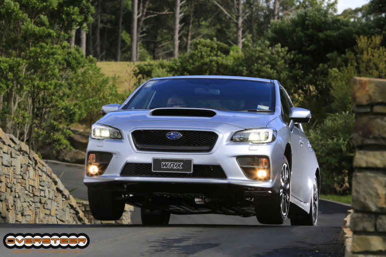 FIRST DRIVE: Subaru WRX
