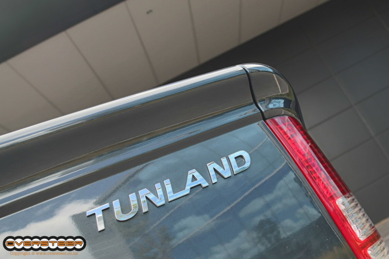 ROAD TEST: Foton Tunland 2WD Double Cab