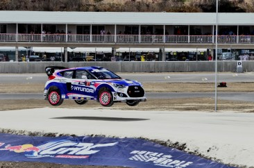 PRESS RELEASE: Emma Enjoys GRC Opener