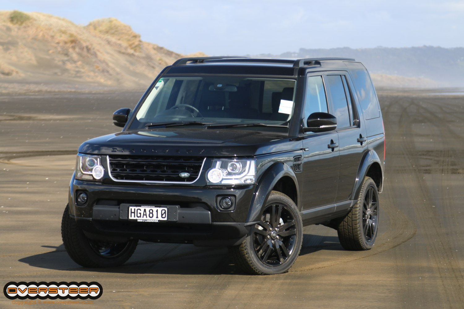 In dog years the Discovery is getting old  | OVERSTEER