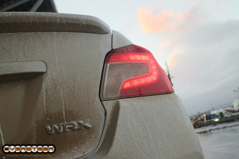 PHOTO GALLERY ROAD TEST: Subaru WRX
