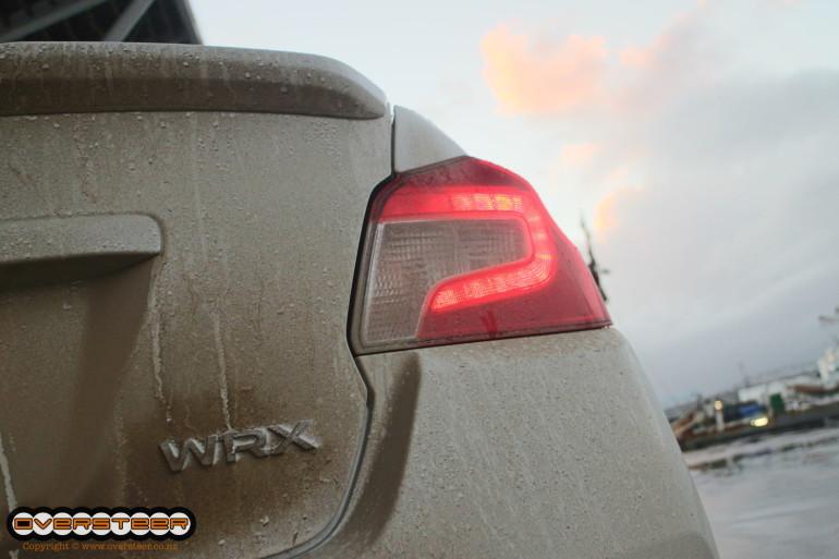 PHOTO GALLERY ROAD TEST: Subaru WRX
