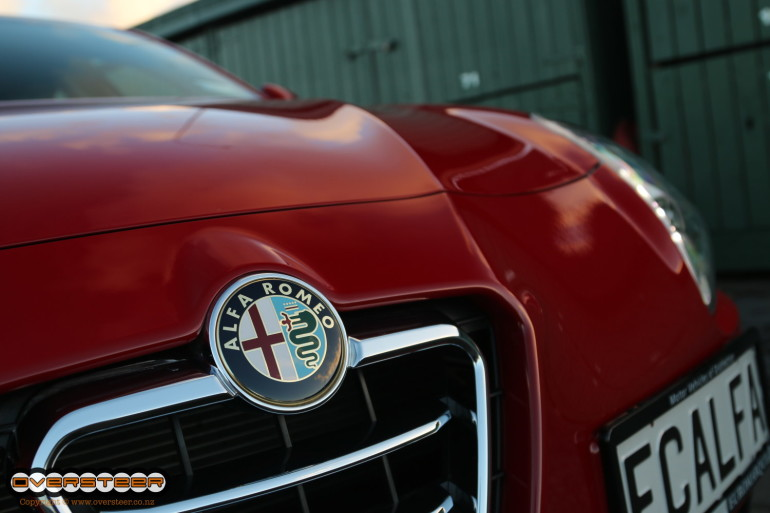 ROAD TEST: Alfa Romeo Giulietta Progression