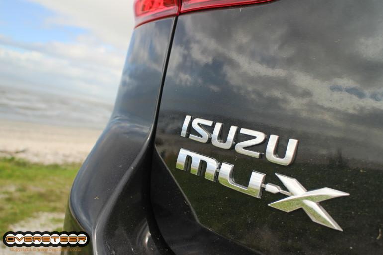 FIRST DRIVE: Isuzu MU-X