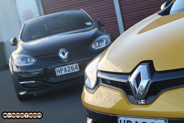 FIRST DRIVE: Renault Megane Renaultsport 265