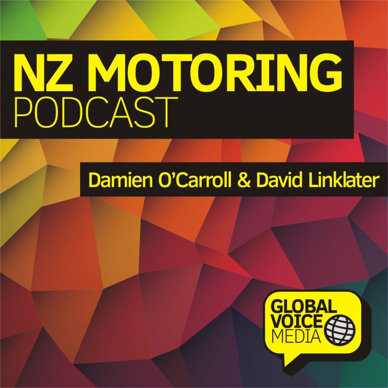Episode 2 of the NZ Motoring Podcast is here!