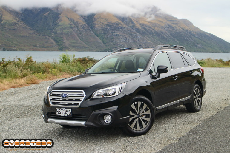 FIRST DRIVE: Subaru Outback