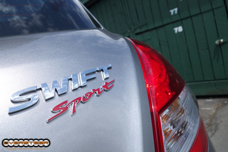 QUICK DRIVE: Suzuki Swift Sport