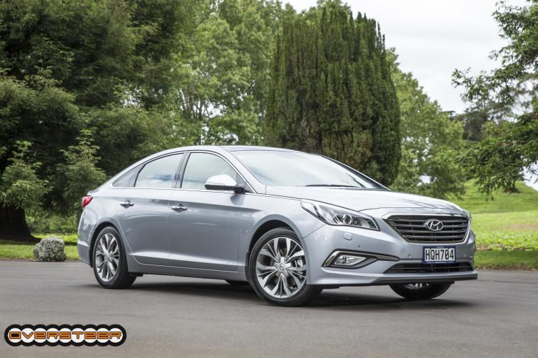 FIRST DRIVE: Hyundai Sonata