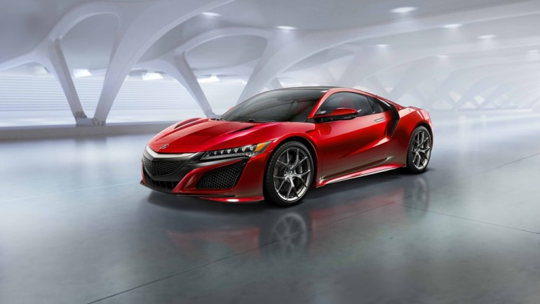 New NSX to come to NZ!