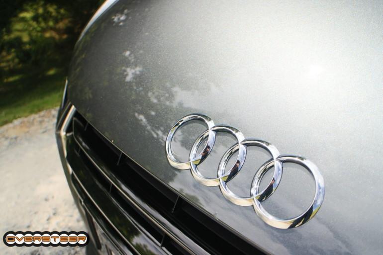 FIRST DRIVE: Audi TT