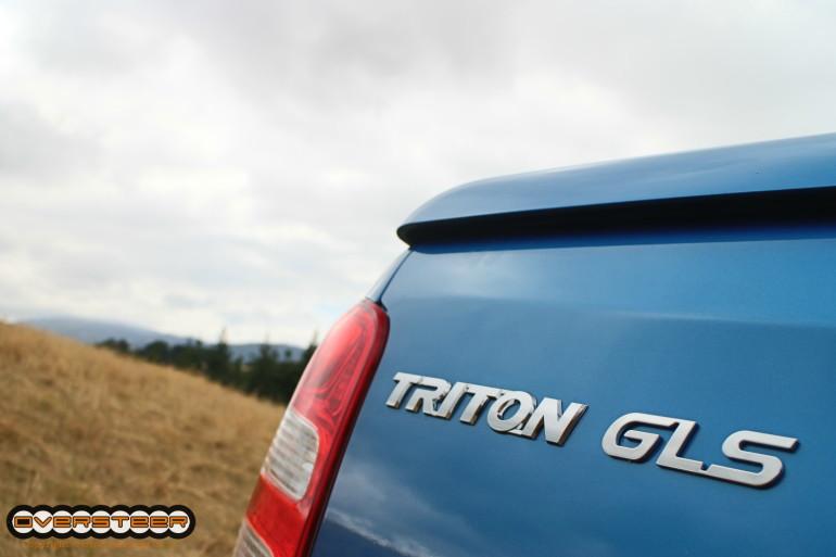 FIRST DRIVE: Mitsubishi Triton