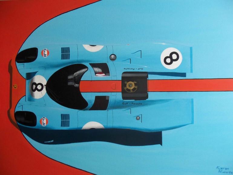 BLAST FROM THE PAST: Porsche 917