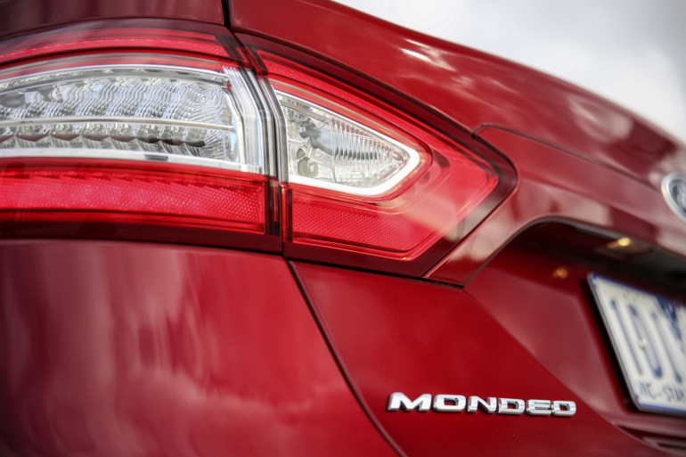 FIRST DRIVE: Ford Mondeo