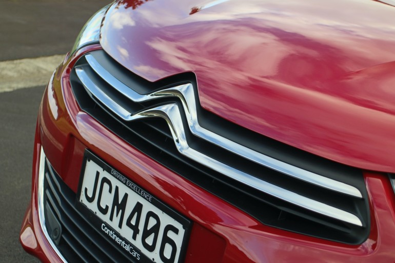 ROAD TEST: Citroen C4