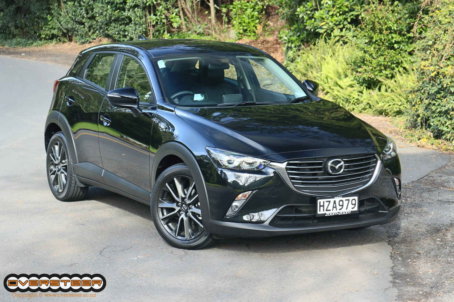 road test: mazda cx-3 gsx - oversteer