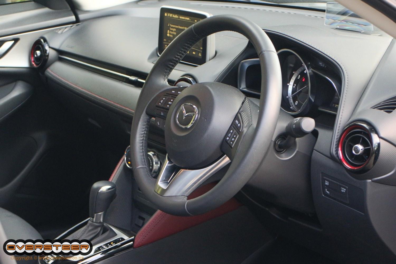 Mazda CX-3 GSX (03)