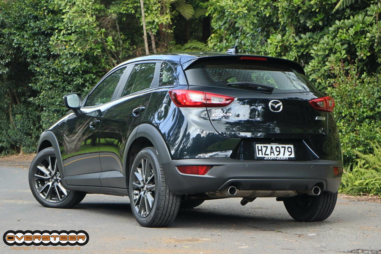 Mazda CX-3 GSX (05)
